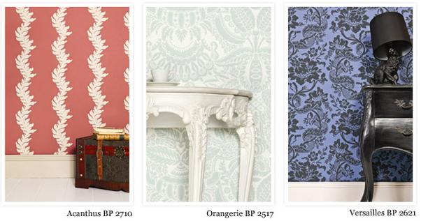 difficile de r sister aux papiers peints de farrow and. Black Bedroom Furniture Sets. Home Design Ideas