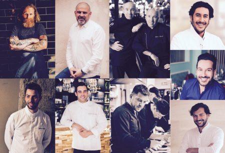 10 grands chefs livrés à domicile pour la Fête de la Gastronomie