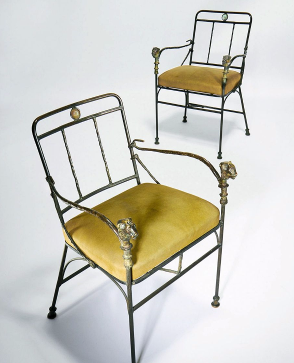 fauteuil-aux-lion-diego-giacometti-collection-brollo