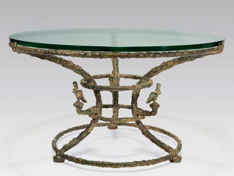 table-basse-aux-harpies-diego-giacometti-collection-brollo