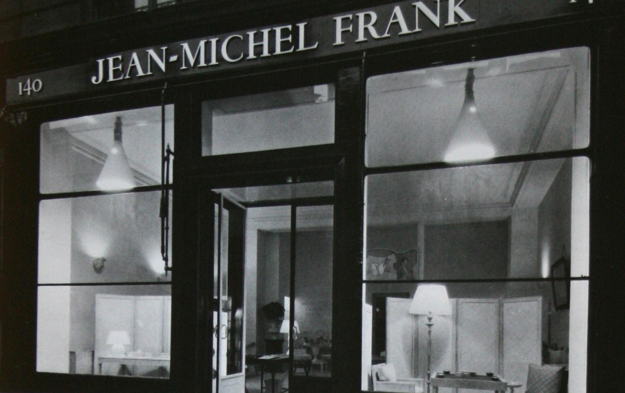 jean michel frank enfin la biographie above luxe actualit luxe lifestyle exigeant. Black Bedroom Furniture Sets. Home Design Ideas